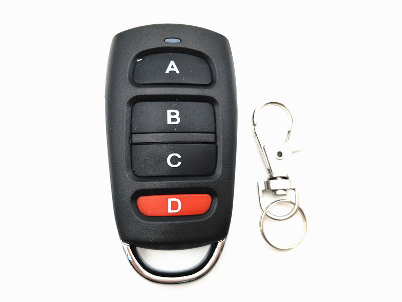 Universal Cloning Cloner 433mhz Electric Gate Garage Door Remote Control Key Fob universal cloning cloner 433mhz electric gate garage door remote control key fob