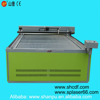 Shanghai famous high qualityacrylic laser cutting machines 1325 with SP Laser Shanpu tube CO2 laser tube same as reci standard