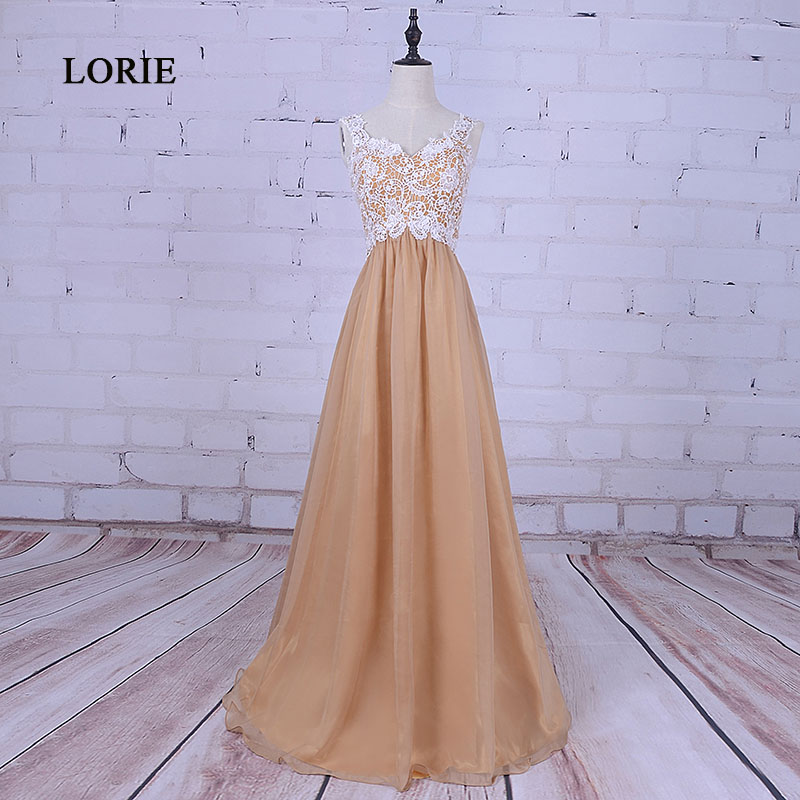 Lorie New Arrival Sweetheart Appliques Lace Maternity Evening