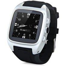 Ursprüngliche Omate Truesmart Android Smartwatch 3G WCDMA Android 4.2 GPS 3,0 Mt Kamera Wasserdicht Unterstützung mehrsprachige Kostenloser Versand