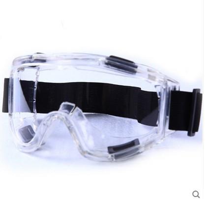 Anti-nevoeiro óculos à prova de poeira-óculos de areia à prova de vento-resistente respingo poeira industrial corte polido