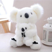 Hot Sale Plush Toys Koala Doll Child Birthday Gift Freebie Dinosaur Teddy Bear Soft Pug Panda Fox Stitch Store