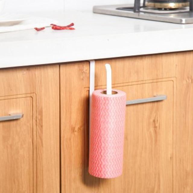 Online-Shop Küche Rolle Papier Halter Bad Handtuch Rack Wc Papier ...