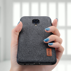 Image 2 - For Oneplus 3T Case MOFi 1+3T Case Oneplus 3 Case One Plus 3/3T Full Back Cover Soft Silicone Edge Case OP3T Fabric Frosted Case