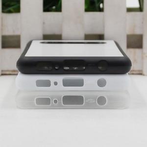 Image 5 - MANNIYA per Samsung Galaxy S10/S10 Plus/S10 Lite Sublimazione in bianco TPU + PC della Cassa della gomma con Alluminio inserti e Colla 100 pz/lotto
