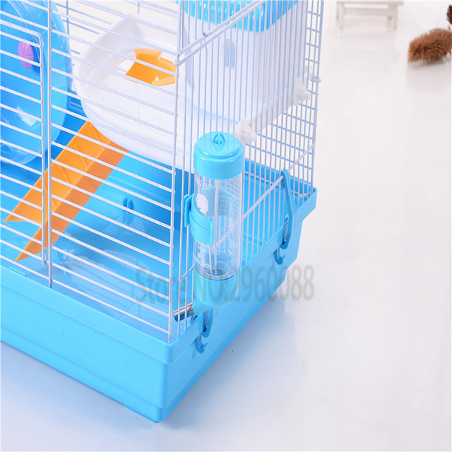 2017 recommend that Free shipping Super travel Multi Hedgehog cage DIY Assemble Guinea pig cage Pet supplies PP material