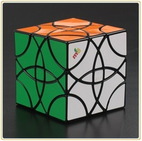 MF8 Curvy Copter III Magic Cube Puzzle Black And Stickerless Learning Educational Cubo Magico Toys