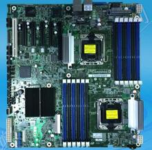 desktop motherboard s5520hc Dual X5650 1366 to open two-way server board rendering Board mainboard