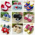 Cute Infant Shoes Air-Permeable Fashionable Design Baby Shoes Soft Bottoms Comfortable Newborn Shoes 2016