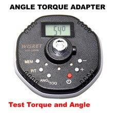 デジタル角度トルクアダプタ 1.5 340NM トルクレンチ角度機能トルク角度計電子デジタルトルクメーター