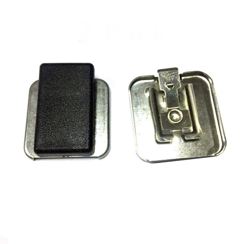 Replacement Belt Clip Handheld Speaker Mic Microphone For Motorola PMMN4013A 4021 4022 4013 4051 4025 Walkie Talkie Accessories