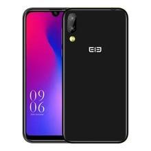 Elephone A6 Mini 4G Phablet 5.71 Android 9.0 MT6761 Quad Core 2.0GHz 4GB RAM 32GB ROM 3 Cameras Side Fingerprint Sensor 3180mAh