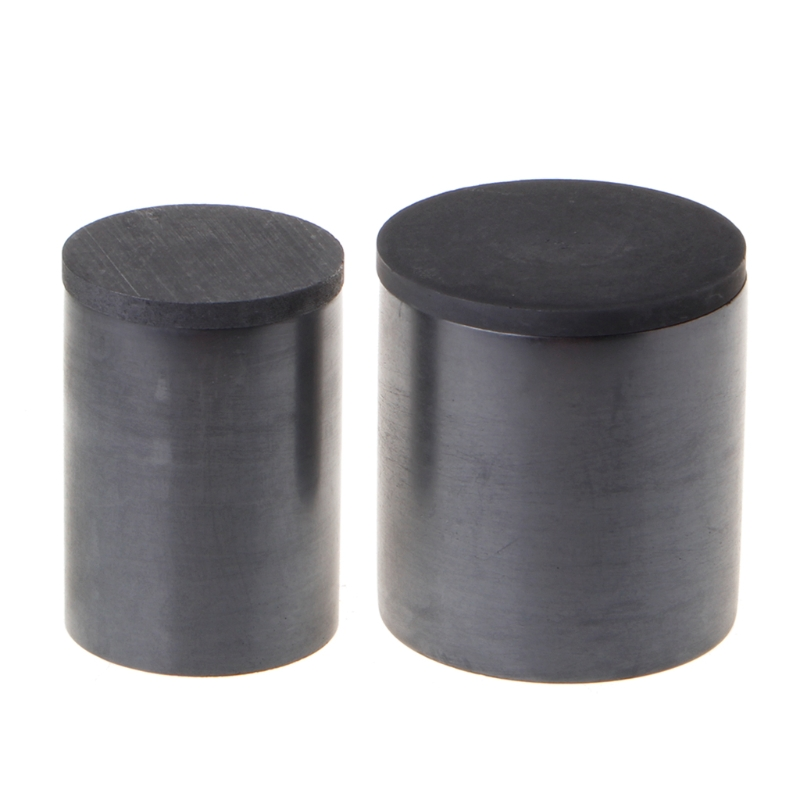 High Purity Graphite Melting Crucible Cup For Melting Gold Silver Copper Brass W77 25x25mm polishing graphite crucible melting gold silver copper casting tool