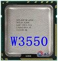 Оригинал lntel W3550 Xeon Quad Core 3.06 ГГц TDP 130 Вт 8 МБ Cache LGA 1366 Настольный ПРОЦЕССОР (работает 100% Бесплатная Доставка)
