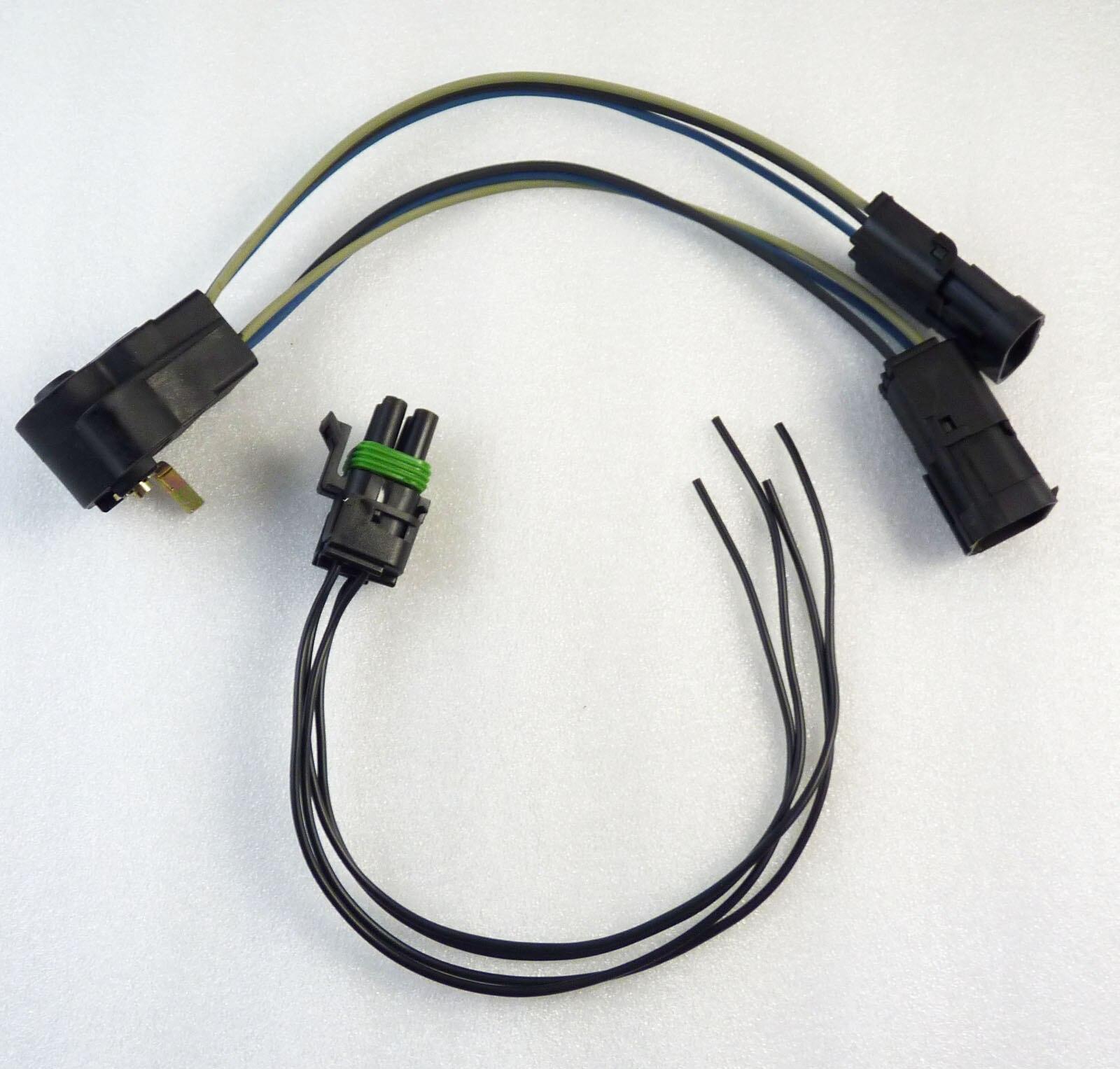 1 connector Fits JEEP Cherokee Comanche Wagoneer Throttle Position Sensor W//
