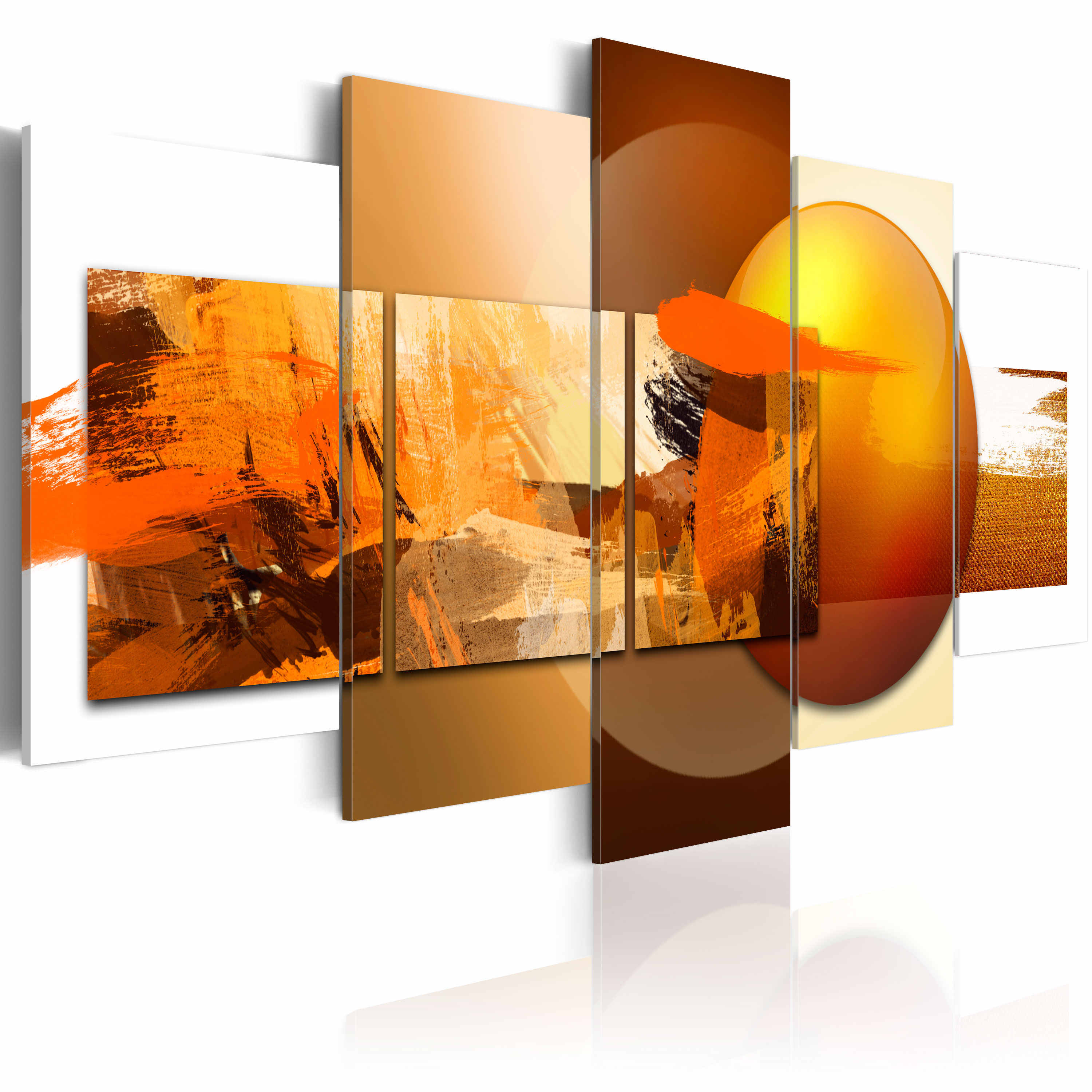 5 pieces/set Abstract poster Picture Print Painting On Canvas Wall Art Home Decor Living Room Canvas Art PJMT-B (144)