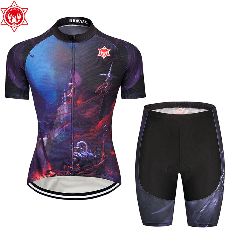 2017 Team SPro Cycling Jersey set Maillot Cycling Clothing Rock Racing Bike  Cycling Wear Ropa Ciclismo MTB Bike Clothing Pr-in Cycling Sets from Sports  ... c1e5c3734