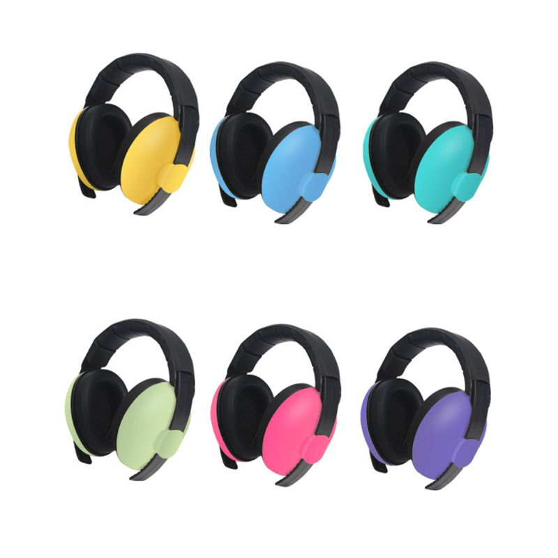 Baby Earmuffs 3 Months-5 Years Old Child Baby Hearing Protection Safety Earmuffs Noise Reduction Ear Protector Learn And SleepBaby Earmuffs 3 Months-5 Years Old Child Baby Hearing Protection Safety Earmuffs Noise Reduction Ear Protector Learn And Sleep