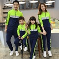Family Matching Active Family Clothing Mother Daughter Father Son Clothes Family Clothing Sets Parent-Child Family Set 3XL DL9