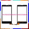 "5.0"" Black For Nokia XL RM-1030 RM-1042 Touch Screen Touch Panel Digitizer Sensor Front Glass Lens Free Shipping [Tracking Code]"