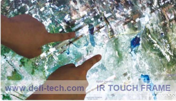 32 Inch IR Touch screen Panel without glass - IR Infrared Touch Screen