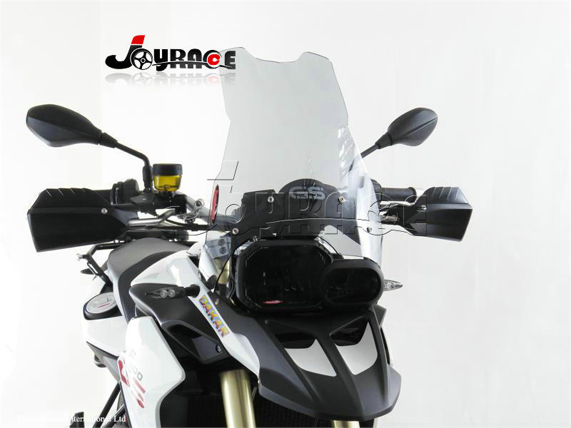 Motorcycle Windshield Windscreen For BMW F800GS F650GS 2008-2016 ...