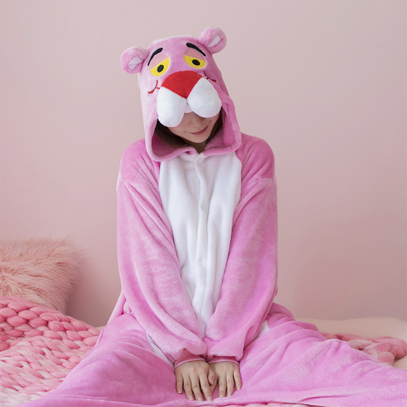 Detail Feedback Questions about Women Unicorn Pajamas Sets Flannel Animal  Pyjamas Winter Nightie Sleepwear Homewear Unicorn Onesies Whole One Piece  Soft ... 14d79b9ee