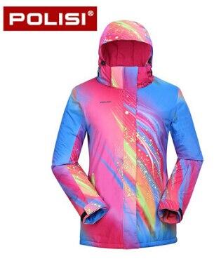 Polisi Professional Men s Ski Jacket Waterproof Windproof Snowboarding Snow  Skiing Coats Winter Warm Outdoor Sport Clothing e2949e5a6