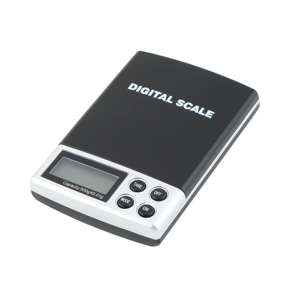 Forró eladó automatikus kikapcsolás 500g x 0,01 g digitális - Mérőműszerek - Fénykép 4