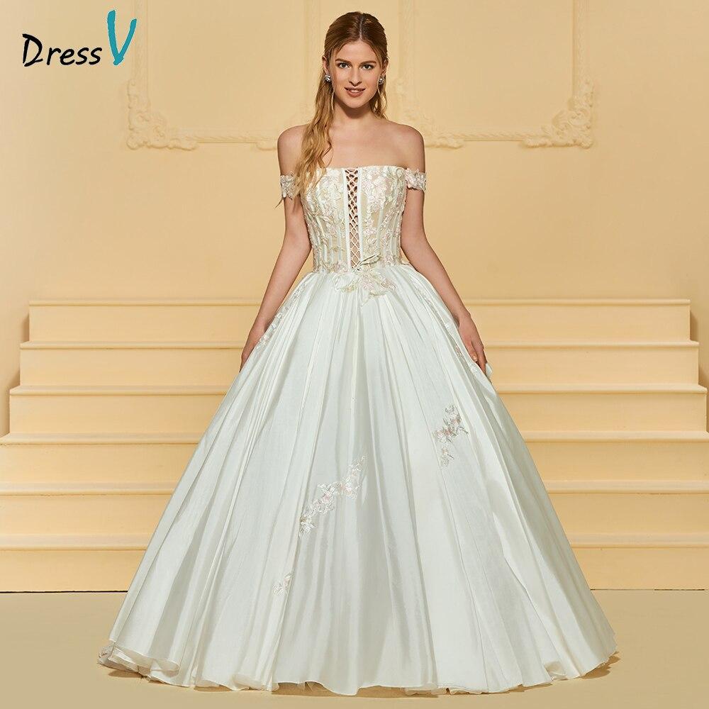 Elegant Ball Gown Wedding Dresses: Aliexpress.com : Buy Dressv Elegant Ball Gown Wedding