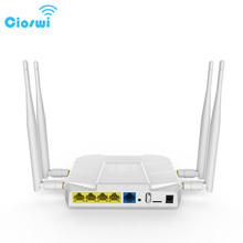 Cioswi 3G 4G modem dual band wifi router 1200Mbps 2.4G 5GHz gigabit router booster 5g antenna router modem 4g wifi sim card