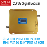 GSM Mobile Repeater LTE UMTS GSM 900MHz 3G 2G Cell Phone Repeater Signal Booster Dual Band Cellphone Amplifier Cellular booster