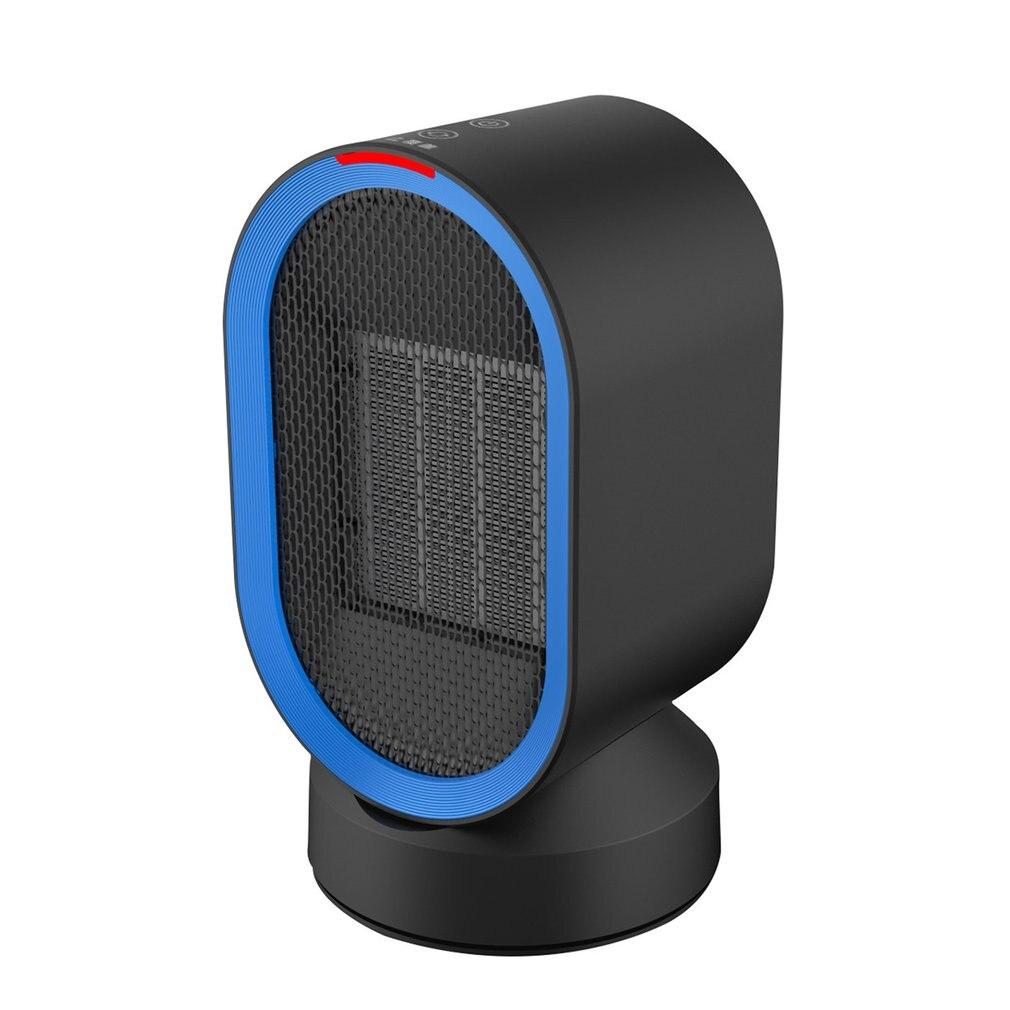 Réchauffeur électrique Mini ventilateur chaud Machine de bureau ventilateurs portables pour bureau à domicile