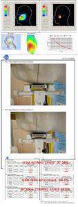 Image 5 - 2019hot product realy work have test by Morlab lab shiled Radisafe 99.8% NHF Radi Safe anti radiation sticker 20pcs/lot