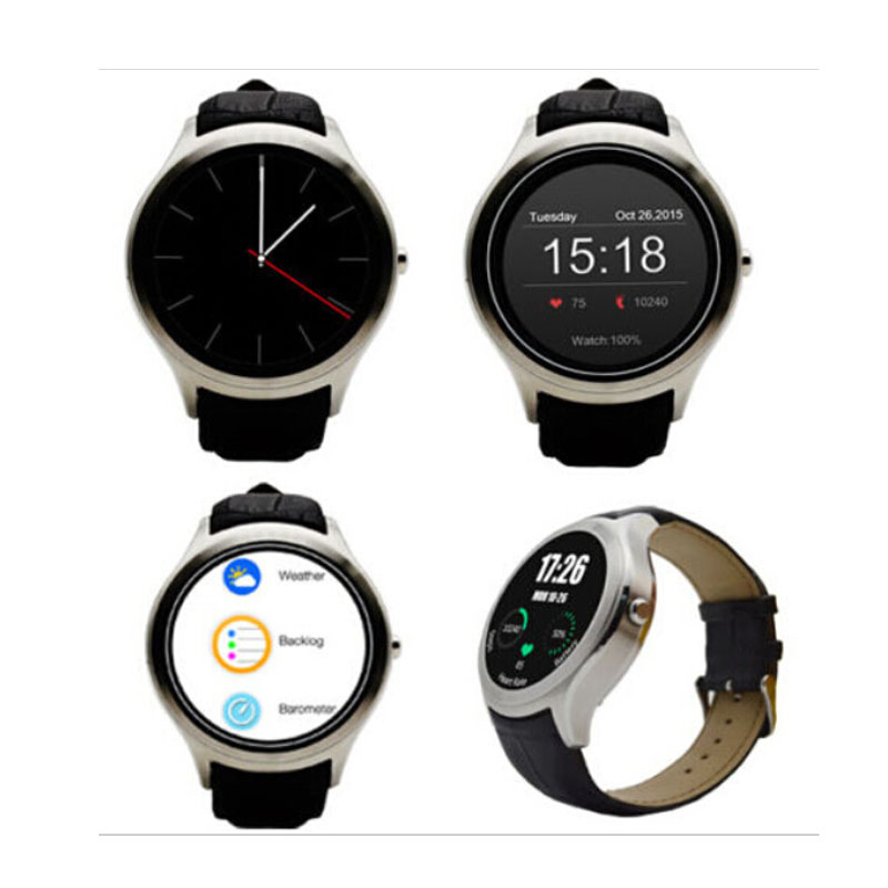 free shipping BTL NO 1 D5 MTK6572 Smartwatch Android 4 4 Google Play GPS 4G ROM