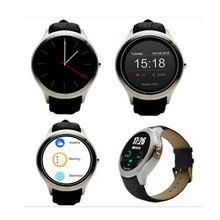 Freies verschiffen BTL NO. 1 D5 MTK6572 Smartwatch Android 4.4 Google spielen GPS 4G ROM 512 Mt RAM MTK6572 Smart uhr wifi BT