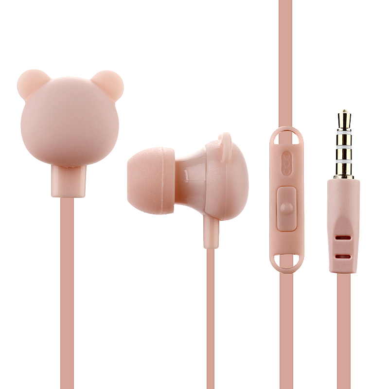 Super Earphone In Ear Monitors HiFi Earbuds With Microphone Transparent Sound for Xiaomi Redmi Red Mi Mobile Phone