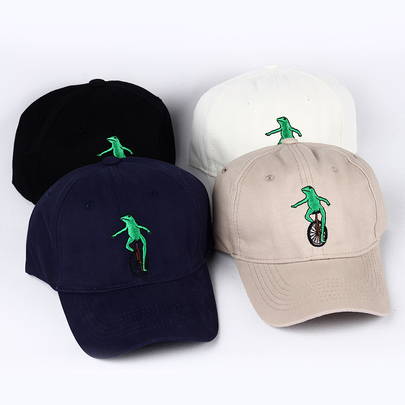 VORON Dad Hats for women's   Baseball     Cap   Soft cotton men Snapback   Caps   Unisex Hip Hop bone Embroidered Frogs sun hat women gorro