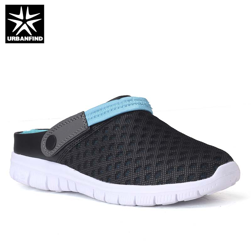 Mens Summer Shoes Slip-on Sandals Big Size 36-46 Breathable & Light Men Beach Shoes Casual Slippers 5 Colors
