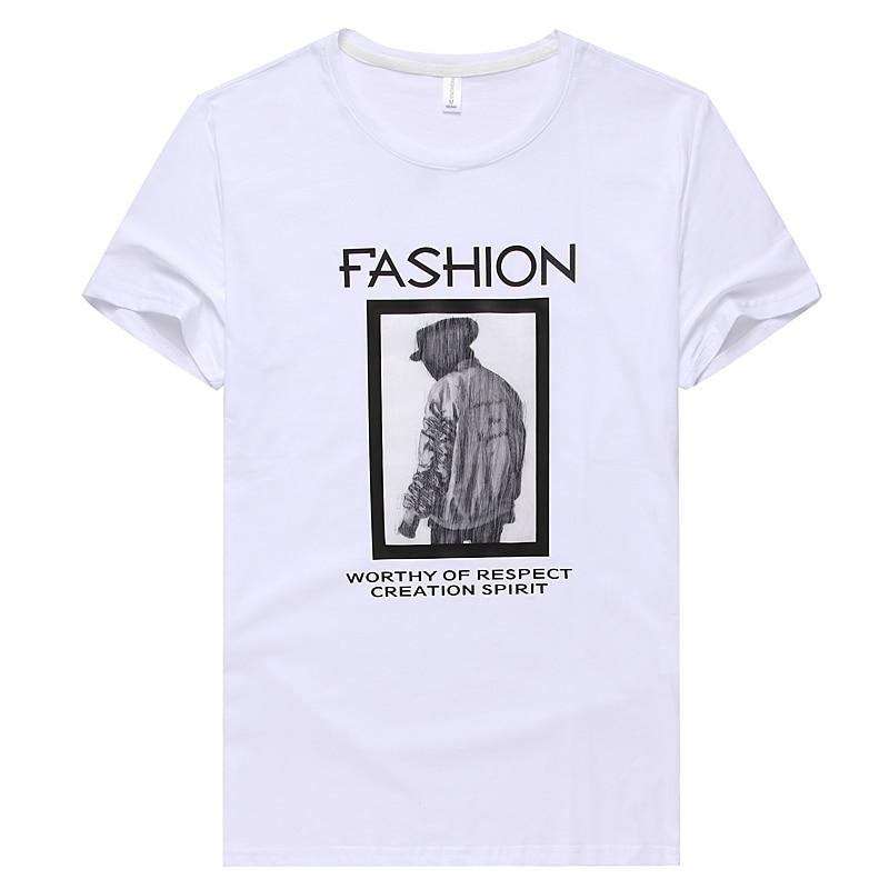 2018 Summer New Pattern Man Trend Short Printing T-shirt Will Sleeve Male stranger things Favourite Hot Free shipping Berserk
