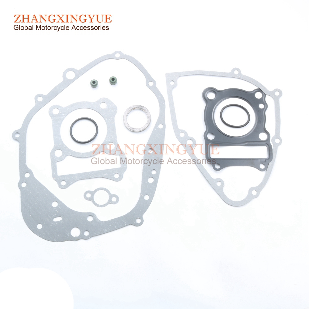 Motorcycle Engine Complete Gasket Set for SUZUKI GS125 GN125 GZ125 DR125 SP125 image