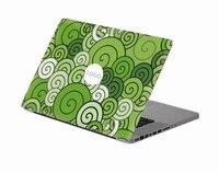 Grün Totem Laptop Aufkleber Aufkleber Haut Für MacBook Air Pro Retina 11