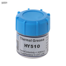 15g HY510 CPU Thermal Grease Compound Paste Heat Conductive Silicone