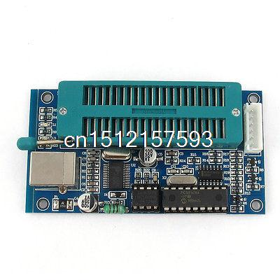 PIC K150 USB Automatic Develop Microcontroller Programmer + ICSP Download Cable microcontroller