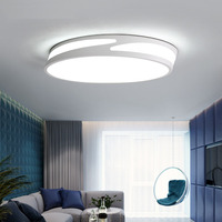 Plafonnier LED Ceiling Lighting LED Ceiling Lights For Living Room Light Fixture Home Decorative Lampshade Lamparas