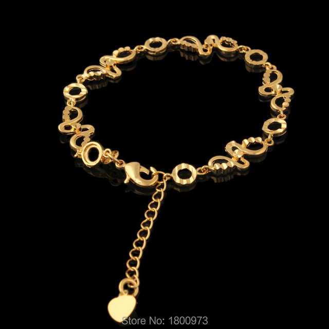 Wholesale New Fashion Creative Beautiful Jewelry Gold Color