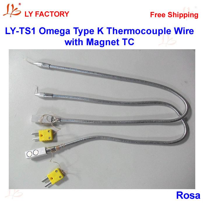 Preis auf Omega Thermocouple Wire Vergleichen - Online Shopping ...