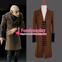 Nosferatu Phantom Der Nacht The Wool Coat Movie Costume Cosplay Custom made