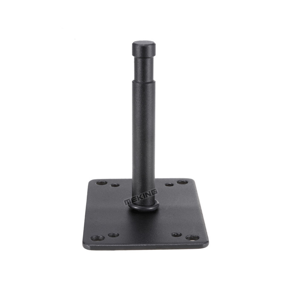 2.36 inch Baby Plate M11-027A Lighting Wall Holder Mini Light Stand Stud for Photo Studio Flash Accessories Youngerfoto Baby Pin Wall Plate