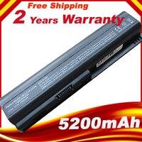 Батарея для Compaq CQ50 CQ71 CQ70 CQ61 CQ45 CQ41 CQ40 для hp павильон DV4 DV5 G50 G61 Batteria